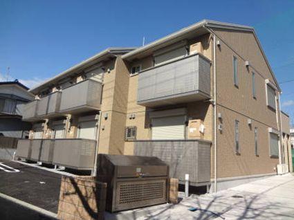 東京都小金井市、東小金井駅徒歩24分の築2年 2階建の賃貸アパート