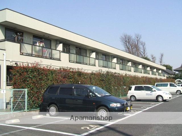 東京都武蔵野市、三鷹駅バス11分市営プール下車後徒歩4分の築31年 2階建の賃貸マンション