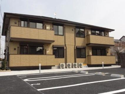 東京都三鷹市、久我山駅徒歩15分の築1年 2階建の賃貸アパート