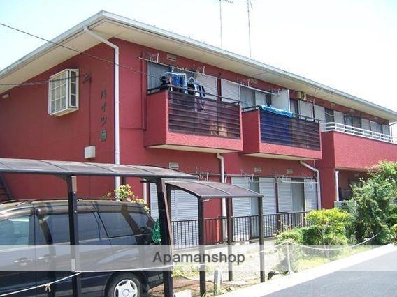 東京都武蔵野市、三鷹駅バス11分武蔵野大学前下車後徒歩3分の築28年 2階建の賃貸アパート