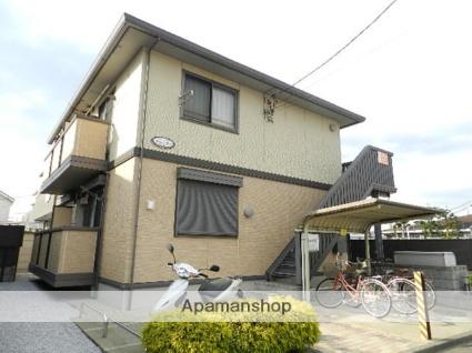 東京都三鷹市、千歳烏山駅徒歩26分の築7年 2階建の賃貸アパート