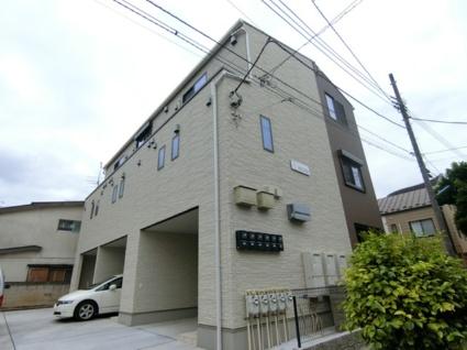 東京都小金井市、武蔵小金井駅徒歩16分の築1年 2階建の賃貸アパート