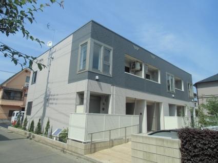 東京都三鷹市、三鷹駅徒歩18分の新築 2階建の賃貸アパート