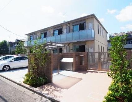東京都三鷹市、久我山駅徒歩29分の新築 2階建の賃貸アパート