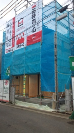 東京都三鷹市、仙川駅徒歩14分の新築 2階建の賃貸アパート