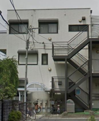 東京都武蔵野市、武蔵境駅徒歩28分の築27年 3階建の賃貸アパート