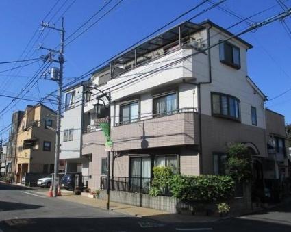 東京都武蔵野市、武蔵境駅徒歩16分の築14年 3階建の賃貸テラスハウス