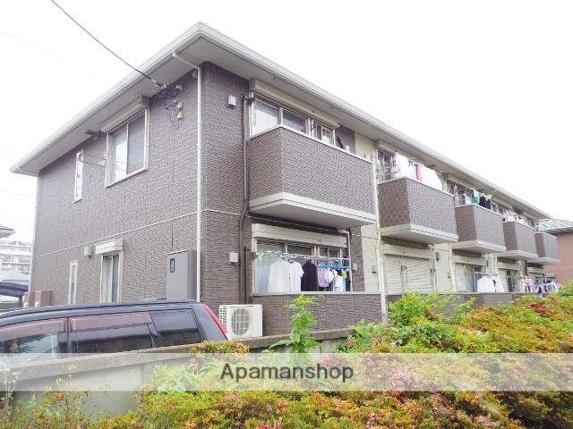 東京都武蔵野市、武蔵境駅徒歩12分の築2年 2階建の賃貸アパート