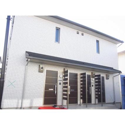 東京都西東京市、武蔵境駅徒歩24分の新築 2階建の賃貸アパート