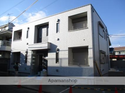 東京都三鷹市、久我山駅徒歩15分の新築 2階建の賃貸アパート