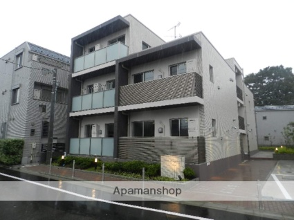東京都三鷹市、久我山駅徒歩11分の新築 3階建の賃貸マンション