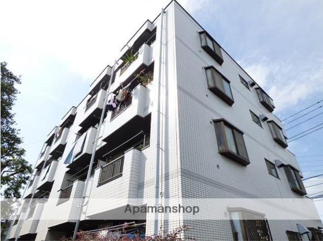 東京都三鷹市、仙川駅徒歩20分の築27年 4階建の賃貸マンション