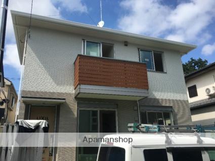 東京都武蔵野市、三鷹駅徒歩17分の新築 2階建の賃貸一戸建て