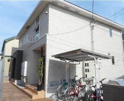 東京都三鷹市、吉祥寺駅バス25分木の実保育園下車後徒歩4分の築1年 2階建の賃貸アパート