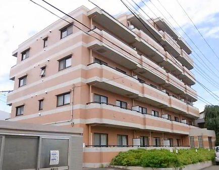 東京都小金井市、東小金井駅徒歩12分の築20年 6階建の賃貸マンション