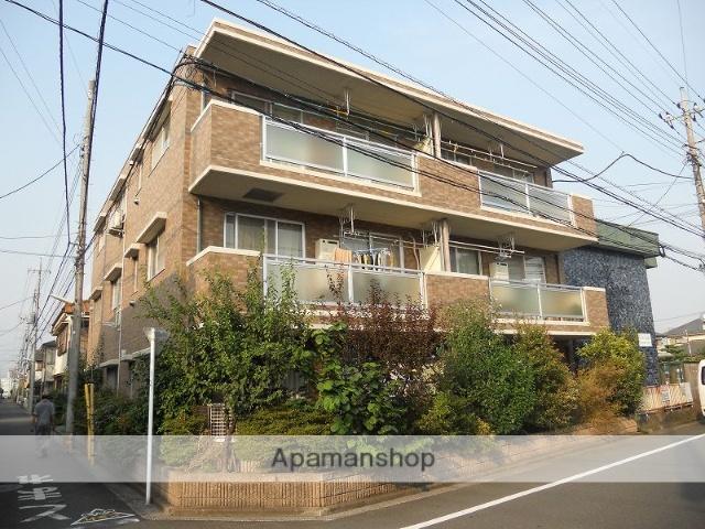 東京都武蔵野市、三鷹駅徒歩23分の築15年 3階建の賃貸マンション