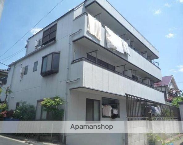 東京都武蔵野市、吉祥寺駅徒歩29分の築25年 3階建の賃貸マンション