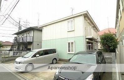 東京都三鷹市、吉祥寺駅徒歩21分の築23年 2階建の賃貸アパート