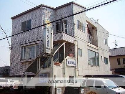 東京都三鷹市、三鷹駅バス14分野崎バス停下車後徒歩3分の築32年 3階建の賃貸マンション