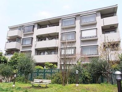 東京都武蔵野市、吉祥寺駅徒歩8分の築29年 4階建の賃貸マンション