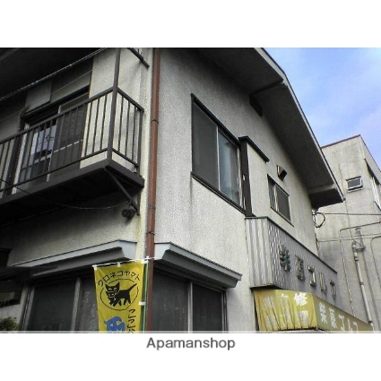 東京都国分寺市、武蔵小金井駅徒歩26分の築42年 2階建の賃貸アパート