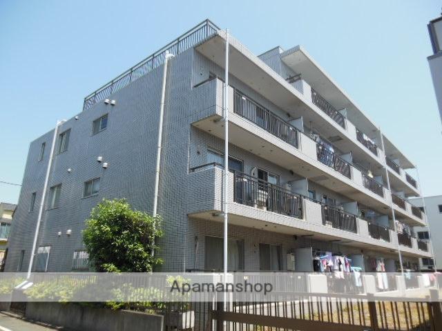 東京都武蔵野市、吉祥寺駅徒歩28分の築28年 4階建の賃貸マンション