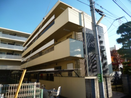 東京都国分寺市、国分寺駅徒歩10分の築34年 3階建の賃貸マンション