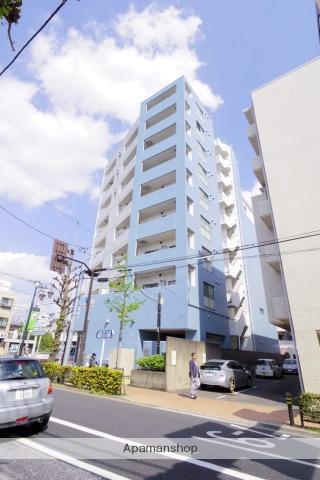 東京都武蔵野市、吉祥寺駅徒歩23分の築15年 9階建の賃貸マンション