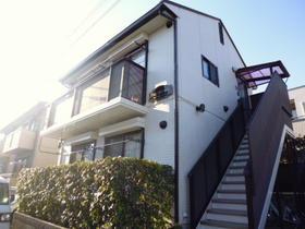 東京都国分寺市、西国分寺駅徒歩13分の築20年 2階建の賃貸アパート