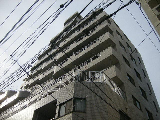 東京都小金井市、東小金井駅徒歩22分の築31年 11階建の賃貸マンション