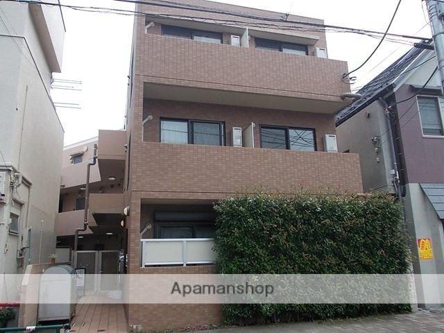 東京都武蔵野市、武蔵境駅徒歩17分の築11年 3階建の賃貸マンション