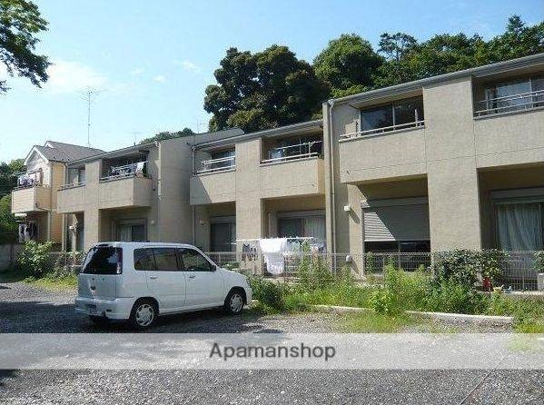 東京都調布市、柴崎駅徒歩20分の築10年 2階建の賃貸アパート