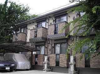 東京都練馬区、吉祥寺駅徒歩22分の築13年 2階建の賃貸アパート