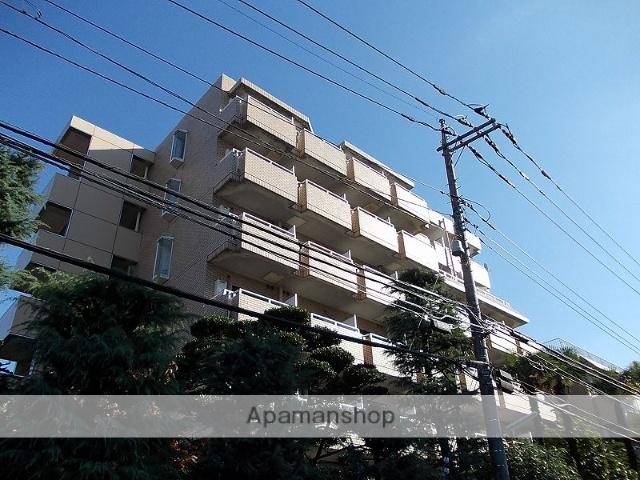 東京都三鷹市、武蔵境駅徒歩11分の築30年 7階建の賃貸マンション