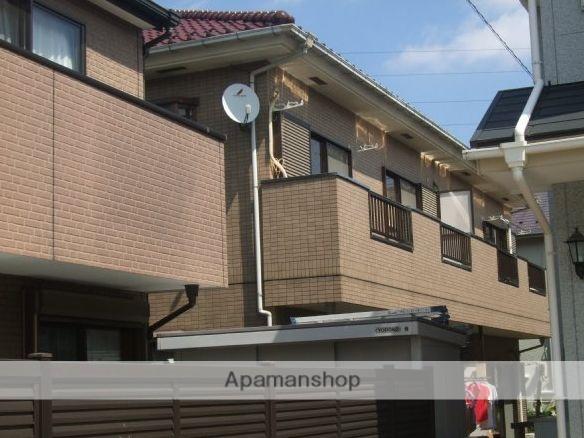 東京都三鷹市、武蔵境駅徒歩19分の築20年 2階建の賃貸アパート
