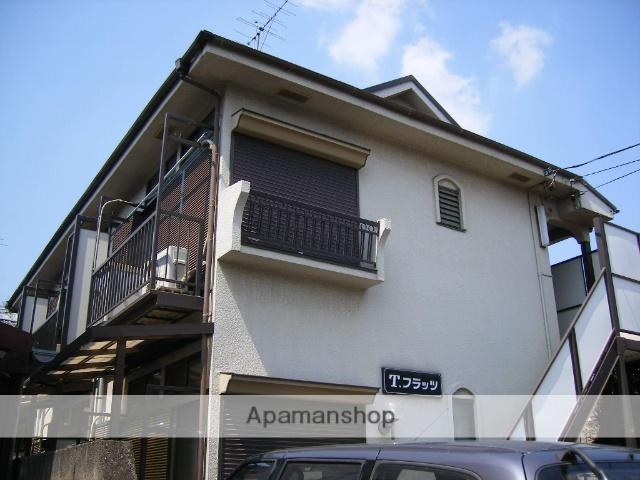 東京都三鷹市、三鷹駅徒歩26分の築34年 2階建の賃貸アパート