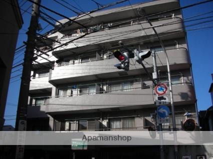 東京都三鷹市、吉祥寺駅徒歩15分の築21年 5階建の賃貸マンション
