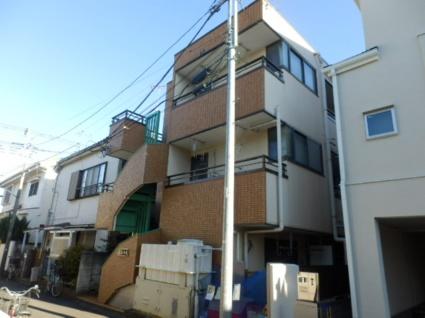 東京都国分寺市、国分寺駅徒歩26分の築25年 3階建の賃貸マンション