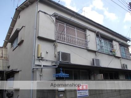 東京都武蔵野市、三鷹駅徒歩18分の築31年 2階建の賃貸アパート