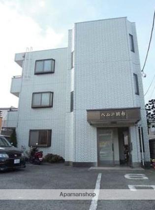 東京都調布市、吉祥寺駅バス20分野ヶ谷下車後徒歩2分の築32年 3階建の賃貸マンション