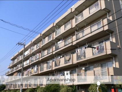 東京都小金井市、東小金井駅徒歩18分の築26年 5階建の賃貸マンション
