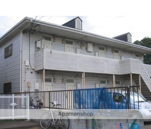 東京都武蔵野市、武蔵境駅徒歩13分の築25年 2階建の賃貸アパート