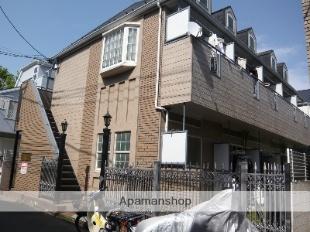 東京都武蔵野市、武蔵境駅徒歩16分の築28年 2階建の賃貸アパート