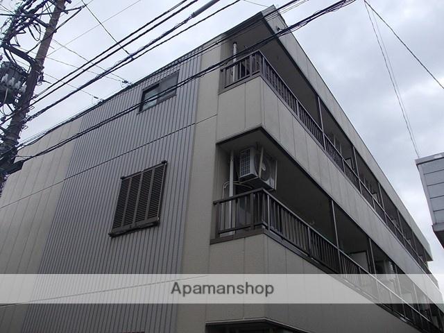 東京都武蔵野市、三鷹駅バス16分緑町下車後徒歩3分の築23年 3階建の賃貸マンション