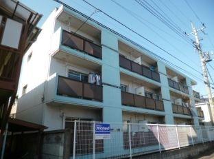 東京都小金井市、武蔵小金井駅徒歩16分の築18年 3階建の賃貸マンション
