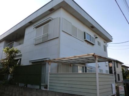 東京都国分寺市、国立駅徒歩22分の築28年 2階建の賃貸アパート