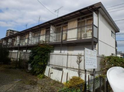 東京都国分寺市、国分寺駅徒歩20分の築35年 2階建の賃貸アパート
