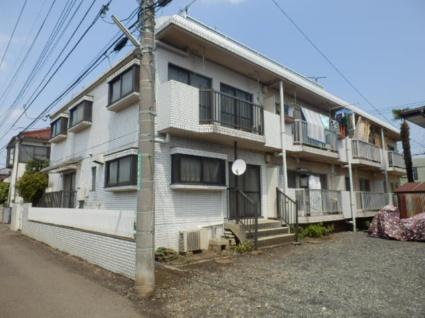 東京都国分寺市、西国分寺駅徒歩20分の築30年 2階建の賃貸マンション