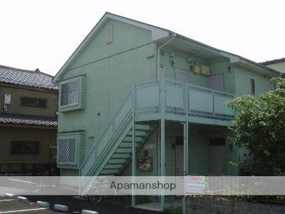 東京都三鷹市、武蔵境駅徒歩24分の築23年 2階建の賃貸アパート