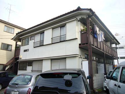 東京都武蔵野市、武蔵境駅徒歩15分の築33年 2階建の賃貸アパート
